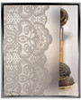 Lace Curtains - DIY Decorative Privacy Window Film