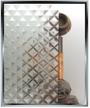 Geometric - Prismatic - Static Cling Window Film