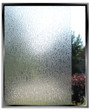 Apex Clear Lava - Static Cling Window Film