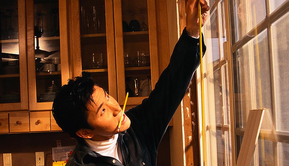Measuring for DIY window film orders