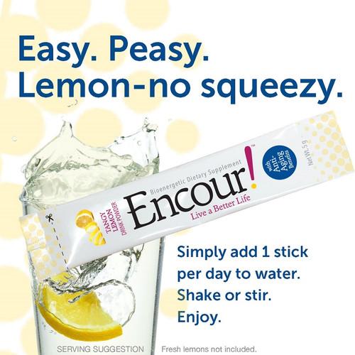 Tangy Lemon Encour!
