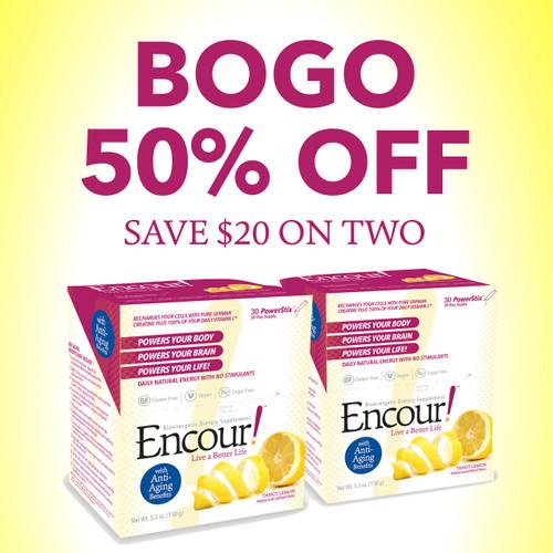 BOGO - Tangy Lemon Encour Sale