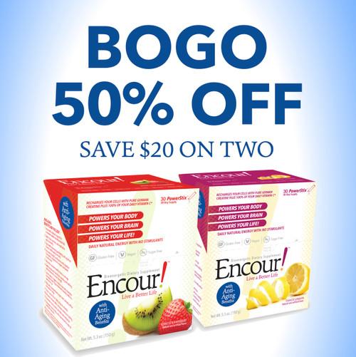 BOGO - Original Flavors Encour Combo Pack