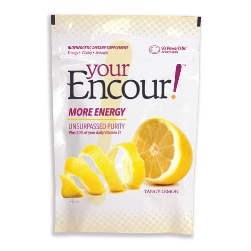 Tangy Lemon 90 Count PowerTabs™