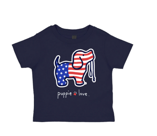 Puppy Love USA Pup Toddler