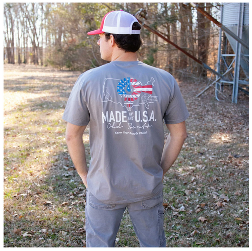 Old South Made in the USA - Grey