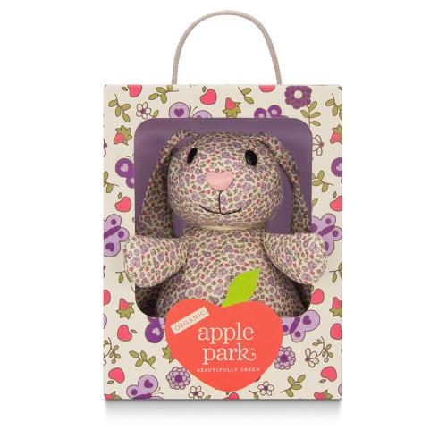 Apple Park Kids - Garden Print Patterned Bunnie
