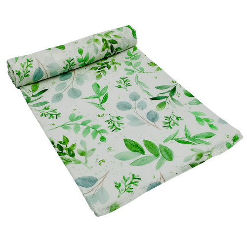 100% Organic Cotton Wrap - Native Forest