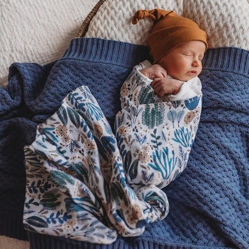 Snuggle Hunny Kids - Arizona Baby Organic Muslin Wrap