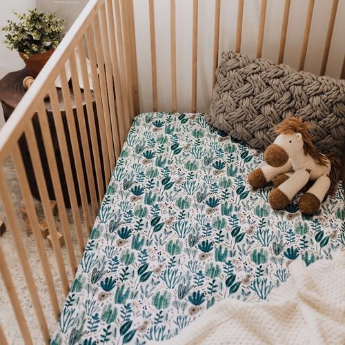 Snuggle Hunny Kids - Arizona | Fitted Cot Sheet