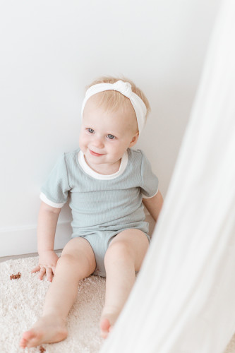 Two Darlings - SEAFOAM Basics Bodysuit