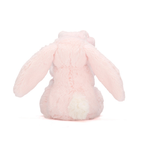 Jellycat Bashful Pink Bunny Soother