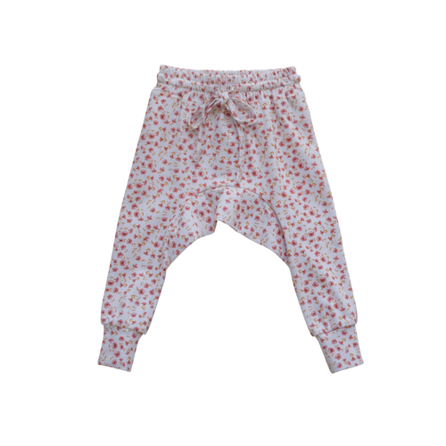 Two Darlings - Posey Floral Harem Pants