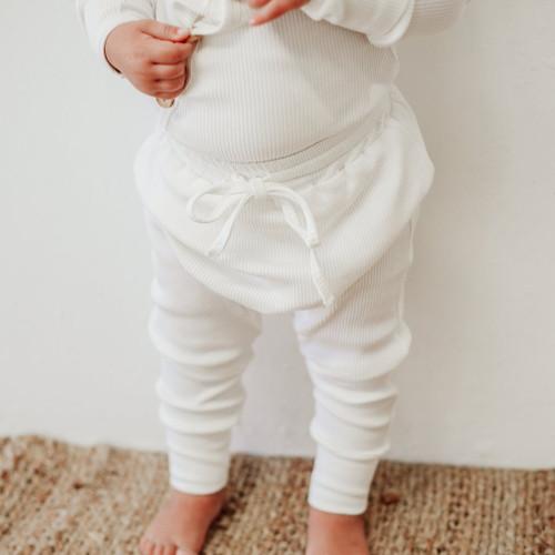 Two Darlings - Milk Harem Pants