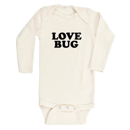 Tenth & Pine Love Bug Bodysuit - Long Sleeve