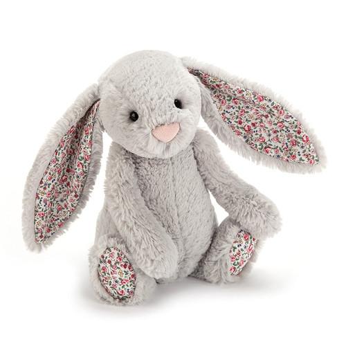 Jellycat Blossom Silver Bunny