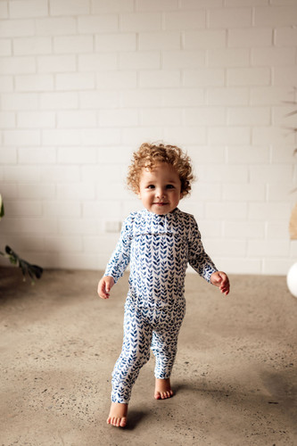 Snuggle Hunny Kids - Nightshade Growsuit