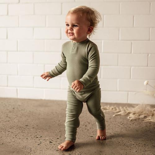 Snuggle Hunny Kids - Dewkist Growsuit