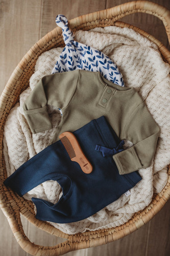 Snuggle Hunny Kids - Navy Pants
