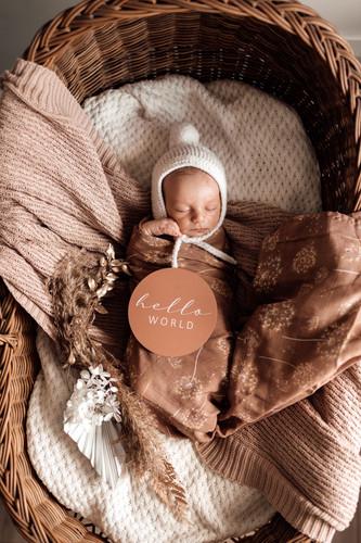Snuggle Hunny Kids - Dandelion Organic Muslin Wrap