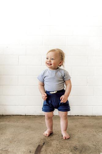 Snuggle Hunny Kids - Zen Short Sleeve Bodysuit