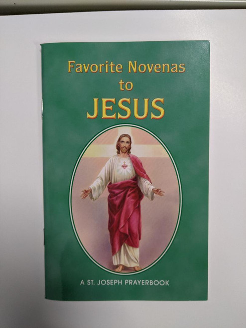 Favorite Novenas to Jesus