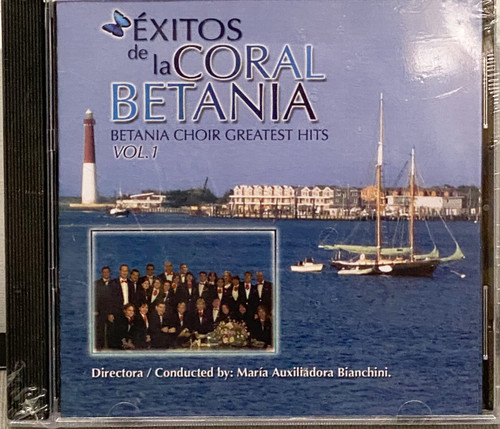 Exitos de la Coral Betania Vol 1 Greatest Hits - Spanish