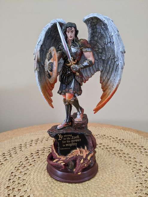 St. Michael:  Strength in the Lord