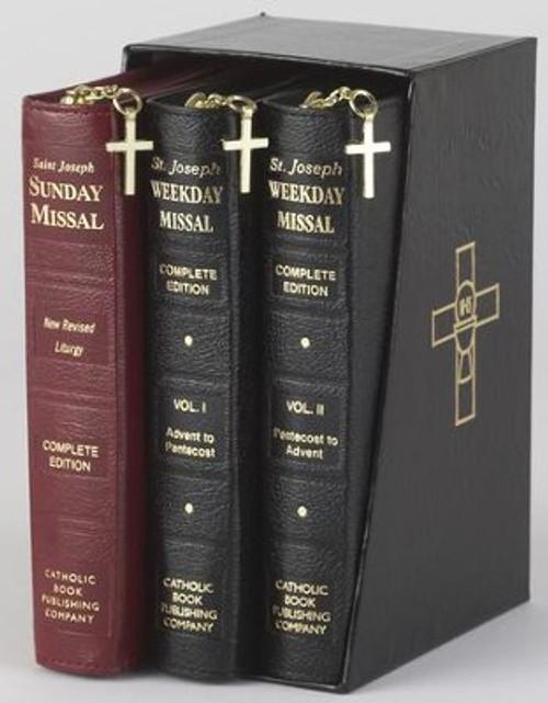 St. Joseph Complete Missal Set