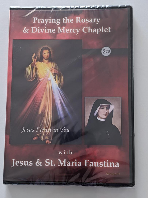 Praying the Rosary and Divine Mercy CD