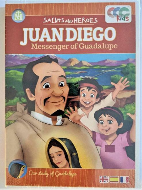DVD Kids  Juan Diego