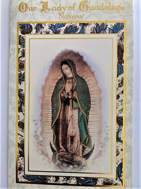 Novena O L of Guadalupe