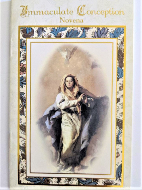 Novena Immaculate Conception booklet