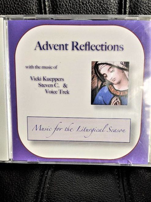 Advent Reflections CD