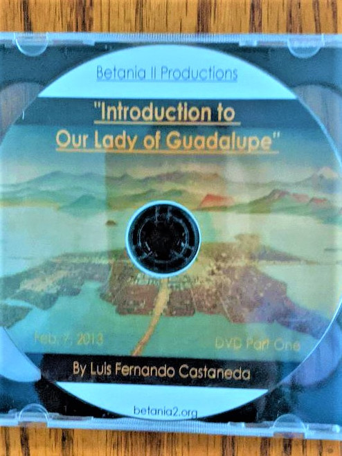 Intro to O L of Guadalupe DVD set