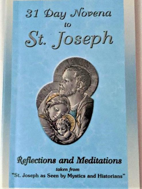 31 Day Novena to St. Joseph