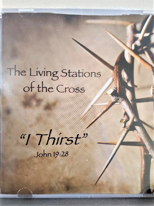 Living Stations of the Cross CD