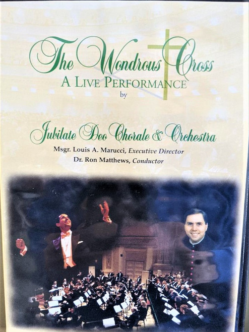 The Wondrous Cross DVD