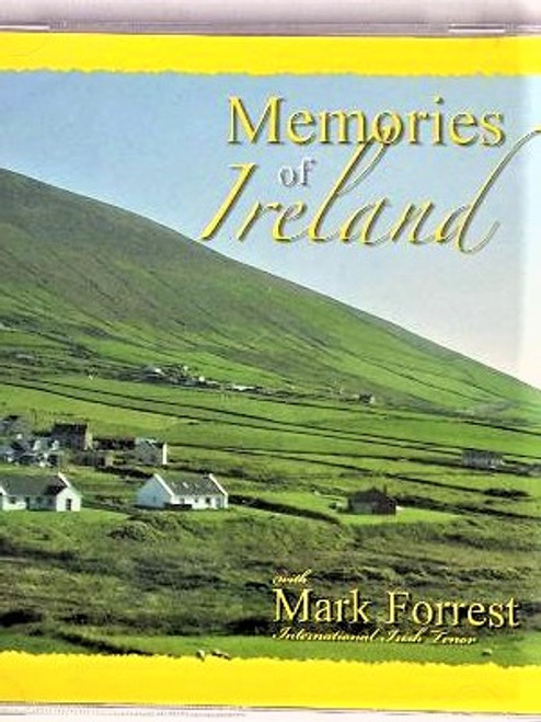 Irish CD Memories of Ireland