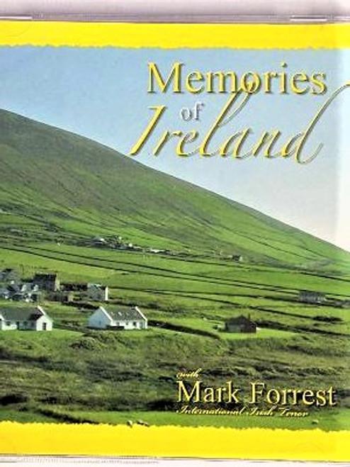 Irish CD Memories of Ireland