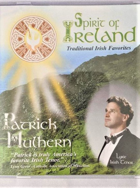 Irish CD Spirit of Ireland