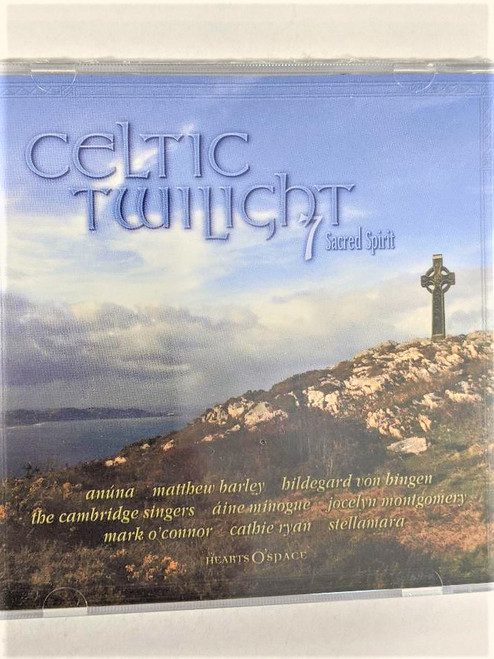 Irish CD Celtic Twilight Sacred Spirit