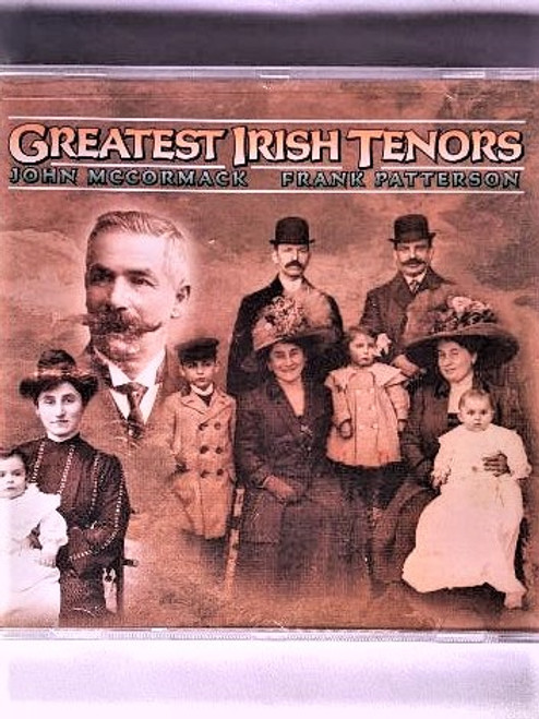 Irish CD Greatest Irish Tenors