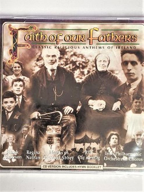 Irish CD Faith of Our Fathers
