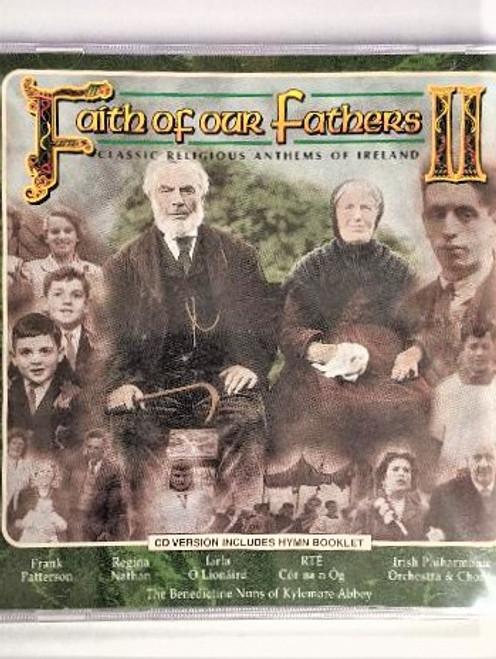 Irish CD Faith of Our Fathers II
