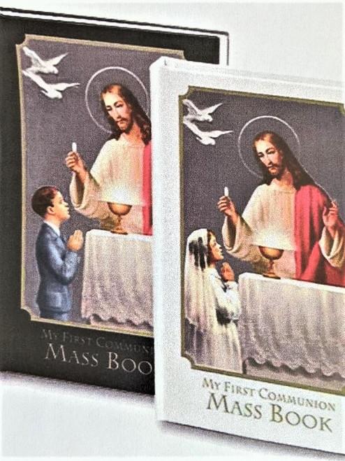 First Communion Mass  Book