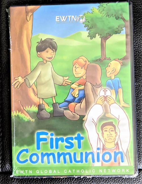First Communion DVD