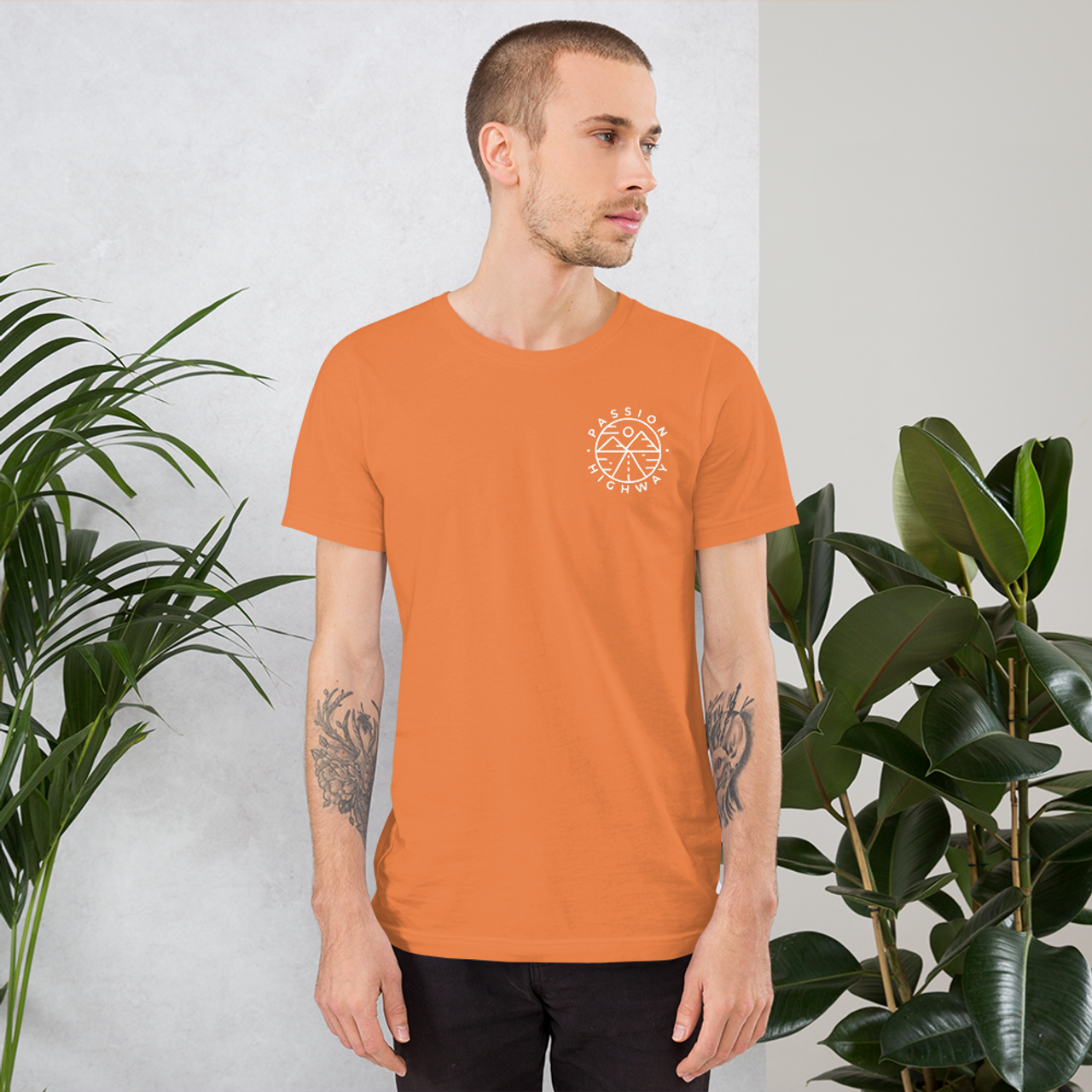 PH Plain Back Graphic Tee