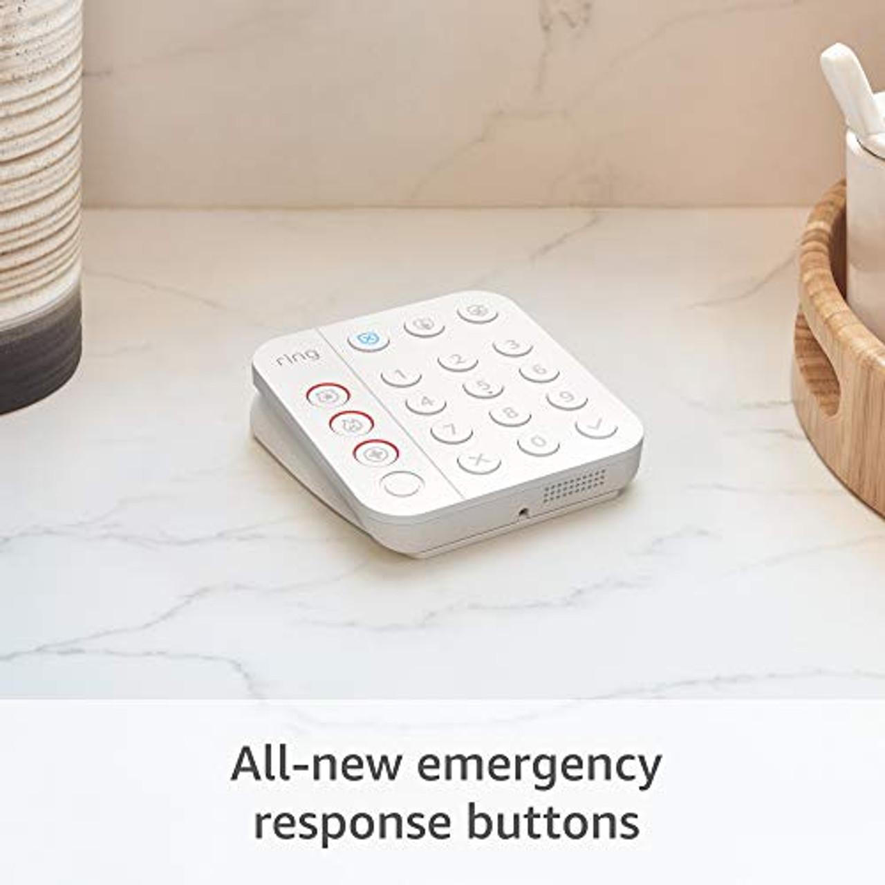 All-new Ring Alarm Keypad (2nd Gen)