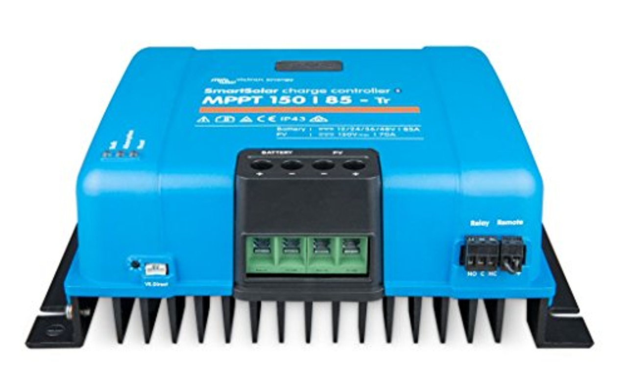 Victron SmartSolar MPPT 150 85-Tr Solar Charge Controller - 150V, 85A